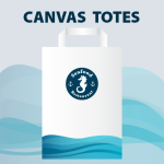 Canvas Tote Bags Seafood Company